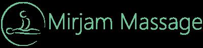 Mirjam Massage Logo